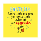 Party Tip to Upgrade Prints