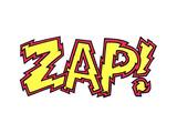 Zap! Poster