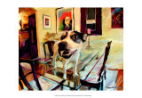 Juan's Bad Dog Prints by Robert Mcclintock