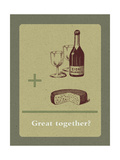 Cider and Cheese Posters