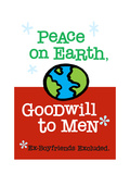 Peace on Earth Exclusion Posters