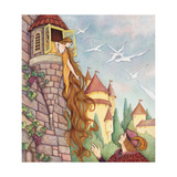 Rapunzel Fairy Tale Prints