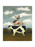 Farm Animals Kunstdrucke
