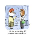 Veterinarian Diet Posters