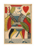 Jack of Hearts Card Prints