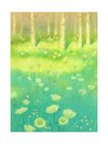Mountain Meadow Art