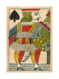 Jack of Spades Card Prints