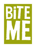 Bite Me Art