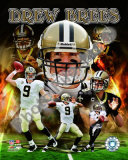 Drew Brees 2010 Fotografía