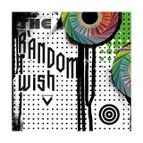 Random Wish on Pegboard Prints