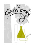 Chemistry Science Lab Plakater
