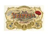 Mexican Tobacco Label Prints