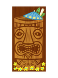 Tiki Drink Prints