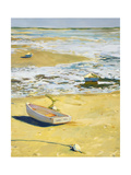 Oceanside with Boats Prints