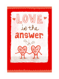 Love is the Answer Art