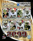 2009 New Orleans Saints NFC Champions Photo