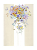 Wildflowers in Vase Prints