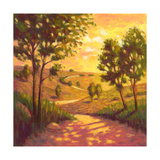 Country Lane Prints