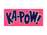 Kapow! Prints