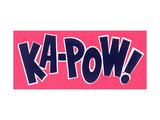 Kapow! Láminas