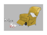 Recliner Relaxation Posters