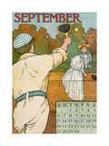 Tennis Calendar Prints