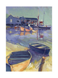 Boats at Marina Prints