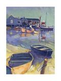 Boats at Marina Prints