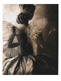 Fairy Girl with Wings Poster