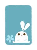 Graphic Bunny Prints
