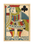 Jack of Clubs Card Posters