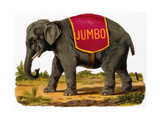 Jumbo the Elephant Prints
