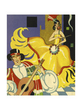 Spanish Musicians Posters
