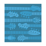 Musical Instruments Prints