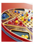 Chinese Checkers Print