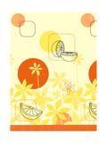 Tropical Citrus Prints