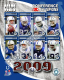 2009 Indianapolis Colts AFC Champions Team Photographie