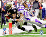 Reggie Bush 2009 NFC Championship Photo