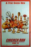 Chicken Run– Hennen rennen Kunstdruck