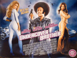 Undercover Brother Posters