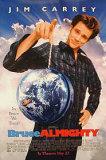 Bruce den Almægtige Poster