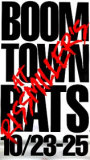 Boomtown Rats Posters