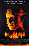 Hellraiser: Inferno Posters