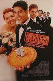 Amerikansk bryllup Plakater