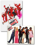 High School Musical 3: The Senior Year Posters
