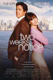 Two Weeks Notice Posters
