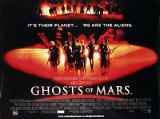 Ghosts Of Mars Print