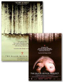 The Blair Witch Project Posters