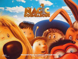 The Magic Roundabout Movie Print