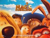 The Magic Roundabout Movie Print